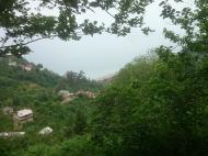 Участок с видом на море в Квариати, Грузия. Фото 4