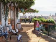 Batumi Hills - элитный жилой комплекс с панорамным видом на море в Батуми. Апартаменты с видом на море в элитном жилом комплексе Батуми, Грузия. Фото 10