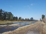 Земельный участок на берегу реки Чарнали, Батуми. Фото 2