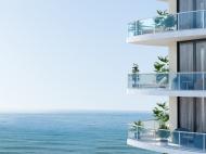 Рanorama Kvariati - новый французский апарт-отель у моря в Квариати. Апартаменты в апарт-отеле на первой линии моря в Квариати, Грузия. Фото 5