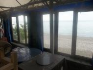 Коттеджи с домом и летним баром на берегу моря в Батуми. Купить гостевой коттеджный комплекс с летним баром у моря в Батуми. Фото 12