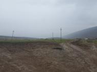 Участок в Тбилиси с видом на горы и город. Купить земельный участок в пригороде Тбилиси, Шиндиси. Фото 2