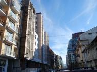 Новостройка у Парка 6 мая в Батуми. 10-этажный новый жилой дом на ул.Такаишвили в Батуми, Грузия. Фото 3