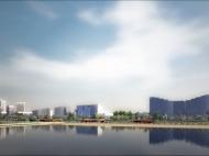 """ელიტური კომპლექსი """"Metro City"""" შავი ზღვის სანაპიროზე ბათუმში. ფოტო 5"""