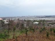 Участок в Ахалсопели, Аджария. Участок с видом на море и город в Ахалсопели, Аджария, Грузия. Фото 1