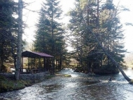 Продается земельный участок в курортном районе Рача-Лечхуми, Грузия. Фото 1
