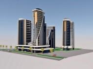 Продается земельный участок в Батуми, Грузия. Есть проект и разрешение на строительство. Выгодно для коммерческой деятельности. Фото 2