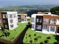 A complex of villas in the suburb of Batumi, Georgia. Photo 1