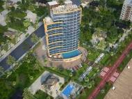 """""""Navi"""" - жилой комплекс гостиничного типа у моря в центре Гонио. Апартаменты в ЖК гостиничного типа в центре Гонио, Грузия. Фото 3"""