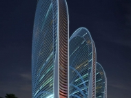 """""""Alliance Centropolis"""" - multifunctional residential complex on the Black Sea coast in Batumi, Georgia. Apartments with sea views in a new residential complex in Batumi. Photo 8"""