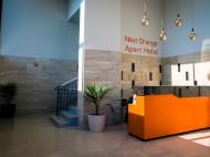 """Новый комплекс гостиничного типа у моря в центре Батуми, Грузия. """"Next orange-1"""". 20-этажный жилой комплекс гостиничного типа у моря на ул.Инасаридзе в Батуми, Грузия. Фото 8"""