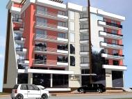 Участок у моря в центре Гонио, Аджария. Участок с проектом 9-ти этажного жилого дома в Гонио, Грузия. Фото 3
