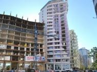 18-этажный дом у моря в Батуми на ул.Инасаридзе, угол ул.Кобаладзе. Фото 2