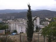 Участок с видом на горы и город. Сабуртало,Тбилиси,Грузия. Фото 3