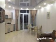 Квартира в новостройке Батуми с современным ремонтом и мебелью. Купить квартиру в новостройке с ремонтом и мебелью в Батуми, Грузия. Фото 1
