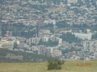Участок в Тбилиси с видом на горы и город. Купить земельный участок в пригороде Тбилиси, Цавкиси. Фото 7
