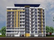Участок у моря в центре Гонио, Аджария. Участок с проектом 9-ти этажного жилого дома в Гонио, Грузия. Фото 1