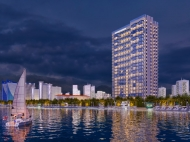 """""""NBG Beach Panorama"""" - многофункциональный жилой комплекс на Черноморском побережье в Батуми, Грузия. Апартаменты с видом на море в новом жилом комплексе в Батуми. Фото 8"""