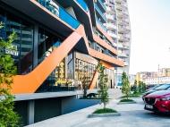 """Новый комплекс гостиничного типа у моря в центре Батуми, Грузия. """"Next orange-1"""". 20-этажный жилой комплекс гостиничного типа у моря на ул.Инасаридзе в Батуми, Грузия. Фото 4"""