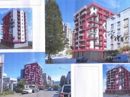 Новый жилой дом на ул.Лермонтова в Батуми. Квартиры на продажу в новостройке Батуми, Грузия. Фото 5