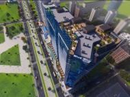 """""""Blue Sky Tower Batumi"""" - новый жилой комплекс у моря в Батуми. Комфортабельные апартаменты в ЖК гостиничного типа на Новом бульваре Батуми, Грузия. Фото 6"""