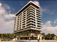 """""""Green Side Gonio"""" - жилой комплекс гостиничного типа у моря в центре Гонио. Апартаменты в ЖК гостиничного типа в центре Гонио, Грузия. Фото 1"""