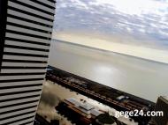 Посуточная аренда квартиры у моря в Батуми. Квартира с видом на море и танцующие фонтаны Батуми, Грузия. Апартаменты в новом жилом комплексе. Фото 2