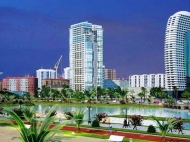 """""""MJM Panorama"""" - новый жилой комплекс у моря в Батуми. Апартаменты в новом жилом комплексе на новом бульваре в Батуми, Грузия. Фото 1"""