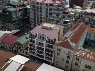 Новостройка у моря в центре Батуми, Грузия. 6-этажный элитный жилой дом у моря в центре Батуми на ул.Джинчарадзе, угол ул.Меликишвили. Фото 6