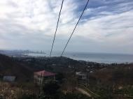 продажа земельного участка с видом на море и город Gantiadi Georgia на продажу Фото 1