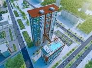 """""""Alpha Heights"""" - уникальный и высокотехнологичный жилой комплекс у моря в Батуми. Комфортабельные апартаменты с видом на море в Батуми, Грузия. Фото 4"""