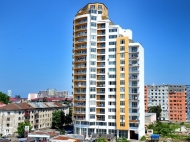 "The residential complex ""LERMONTOV"" in Batumi, located on Lermontov St., corner of Petre Bagrationi St. Apartments in a new residential complex ""LERMONTOV"" in Batumi, Georgia. Photo 1"