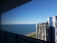 """Апартаменты у моря в гостиничном комплексе """"ORBI Beach Tower"""" Батуми, Грузия. Купить квартиру с видом на море в ЖК гостиничного типа """"ORBI Beach Tower"""" Батуми, Грузия. Фото 1"""