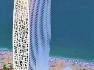 """Многофункциональный комплекс """"Alliance Privilege"""" на берегу Черного моря в Батуми, Грузия. Фото 6"""