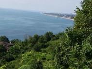 Участок с видом на море в Квариати. Купить участок с видом на море в Грузии. Фото 2