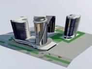 Продается земельный участок в Батуми, Грузия. Есть проект и разрешение на строительство. Выгодно для коммерческой деятельности. Фото 1