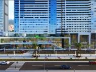"""""""Blue Sky Tower Batumi"""" - новый жилой комплекс у моря в Батуми. Комфортабельные апартаменты в ЖК гостиничного типа на Новом бульваре Батуми, Грузия. Фото 9"""