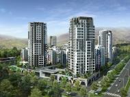 """""""Green Diamond"""" - жилой комплекс в центре Тбилиси. Апартаменты в новом жилом комплексе """"Green Diamond"""" в Тбилиси, Грузия. Фото 2"""