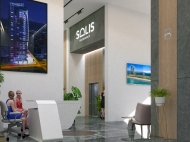 """""""SOLIS Residence"""" - an elite residential complex with panoramic sea views in Batumi. Apartments with sea views in the elite residential complex of Batumi, Georgia. Photo 12"""