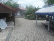 Коттеджи с домом и летним баром на берегу моря в Батуми. Купить гостевой коттеджный комплекс с летним баром у моря в Батуми. Фото 3