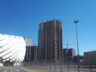 Квартиры в новостройке Батуми по ценам от строителей. 24-этажный дом в Батуми на ул.Гудиашвили, угол ул.Т.Абусеридзе. Фото 3