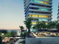 Первоклассный многофункциональный комплекс Axis Towers в центре Тбилиси. 41 этажный бизнес-центр Axis Towers в центре Тбилиси, Грузия. Фото 4