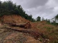 Земельный участок с видом на море в Цихисдзири. Купить земельный участок в Грузии. Фото 9