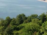 Участок с видом на море в Квариати. Купить участок с видом на море в Грузии. Фото 1