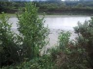Участок на берегу реки в Кобулети, Грузия. Фото 1