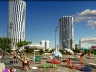 """Комфортабельные апартаменты у моря в элитном комплексе """"Аллея Палас"""" Батуми. Апартаменты гостиничного типа в ЖК """"Alley Palace"""" Батуми, Грузия. Фото 6"""