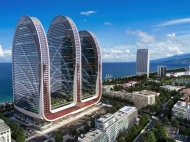 """""""Alliance Centropolis"""" - multifunctional residential complex on the Black Sea coast in Batumi, Georgia. Apartments with sea views in a new residential complex in Batumi. Photo 1"""