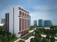 """""""ANDE Tower"""" - новый жилой комплекс у моря в Батуми. Апартаменты в новом жилом комплексе на новом бульваре в Батуми, Грузия. Фото 1"""