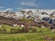 Участок в центре Бакуриани. Купить участок с видом на горы в Бакуриани,Грузия. Фото 5