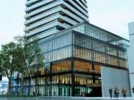 Первоклассный многофункциональный комплекс Axis Towers в центре Тбилиси. 41 этажный бизнес-центр Axis Towers в центре Тбилиси, Грузия. Фото 16
